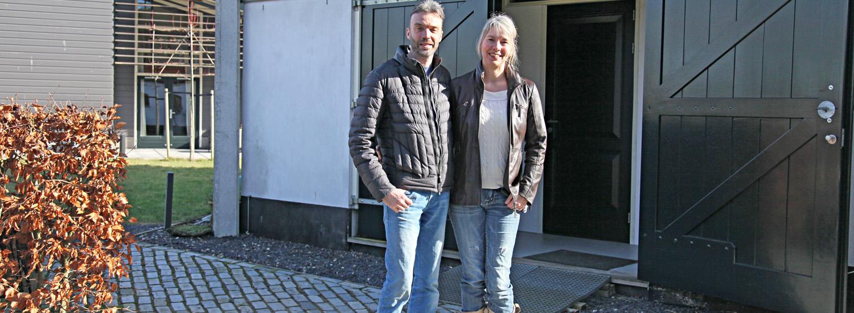 Thelma en Arnoud Hooiberg Boerenhofstede De Overhorn