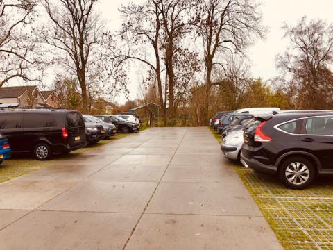 Onbespied en veilig parkeren